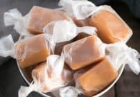 Soft Chewy Cream Caramels
