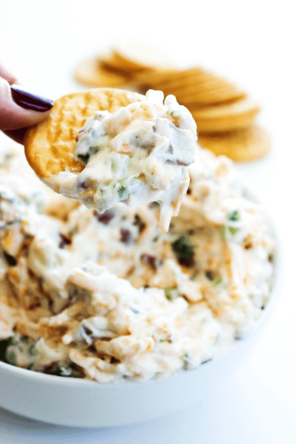 Fully Loaded Ranch Dip