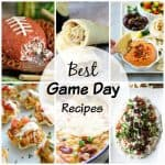 20+ Best Game Day Recipes