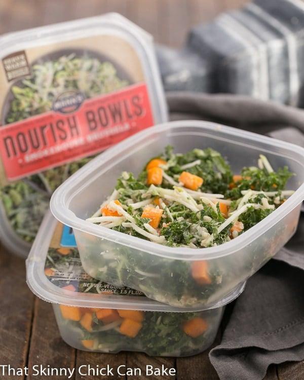 Mann's Nourish Bowls #Nourish2Flourish