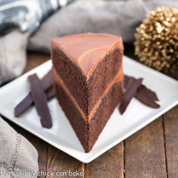 Chocolate Mayonnaise Cake | Rich, moist and irresistible!