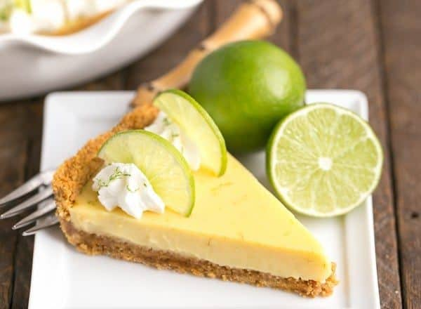 Key Lime Pie with Graham Cracker Crust | A classic recipe with a zesty punch of citrus!