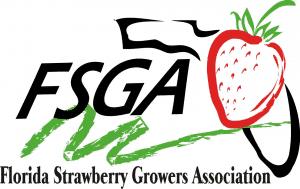 Florida Strawberry Grower's Association Logo