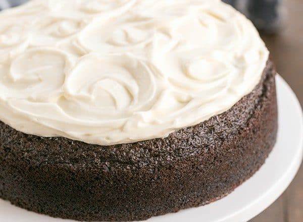 Chocolate Guinness Cake That Skinny Chick Can Bake