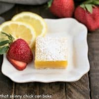 Best Lemon Bars featured image
