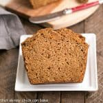 Brown Sugar Apple Bread Recipe