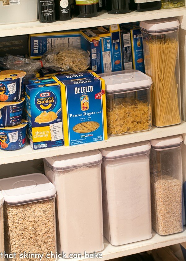 Tips for Organizing Your Pantry #OXOSpringCleaning
