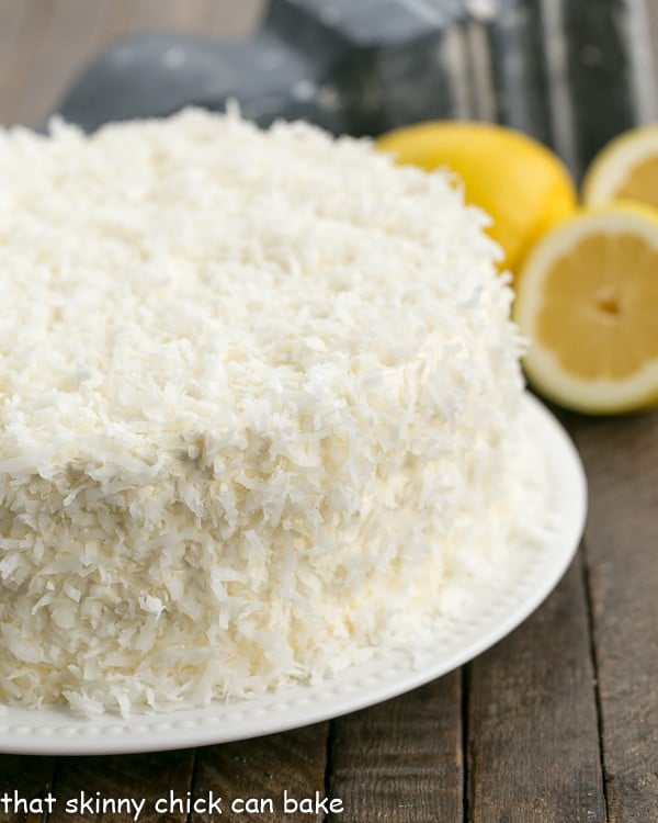 How To Make Lemon Curd Cake Filling
