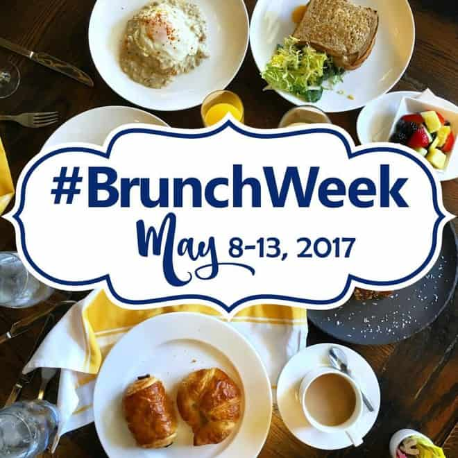#BrunchWeek logo