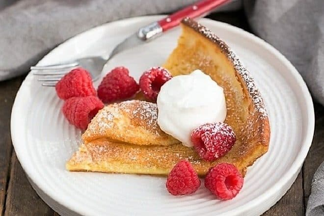 Dutch Baby Pancake Featured image