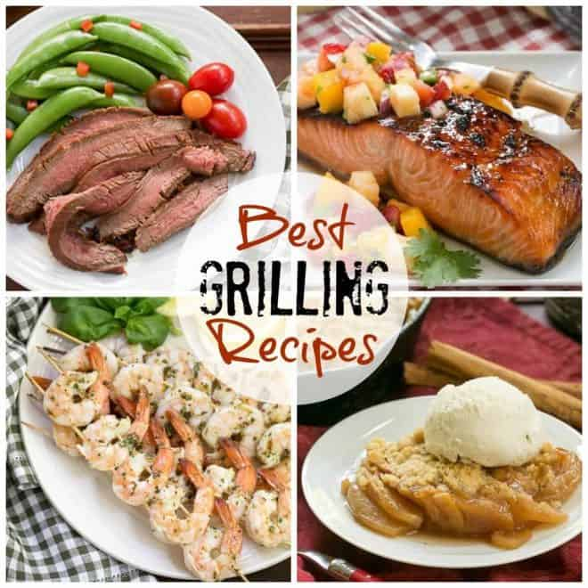 Best Grilling Recipes collage