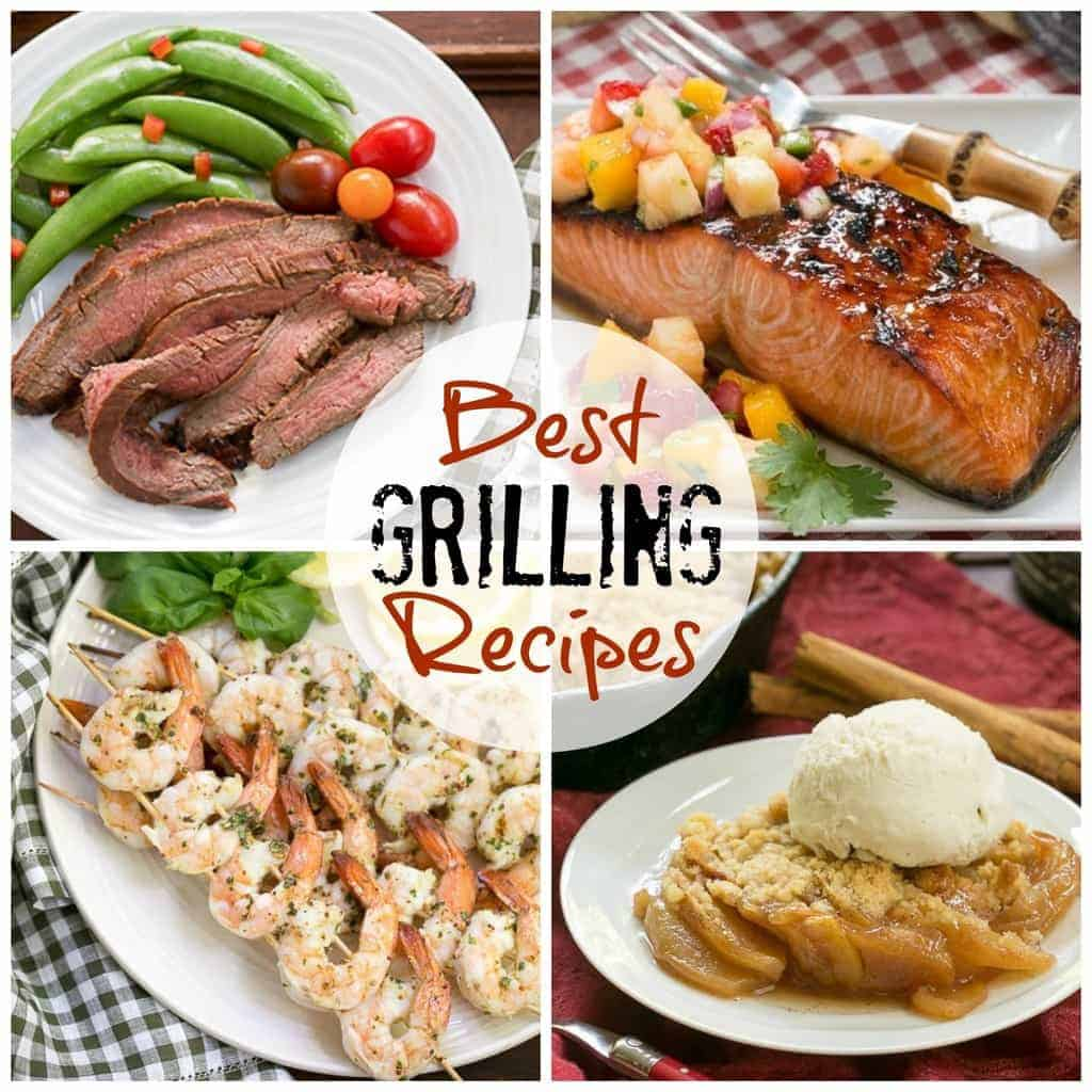 Best Grilling Recipes | Recipes to inspire your summer BBQ menu!