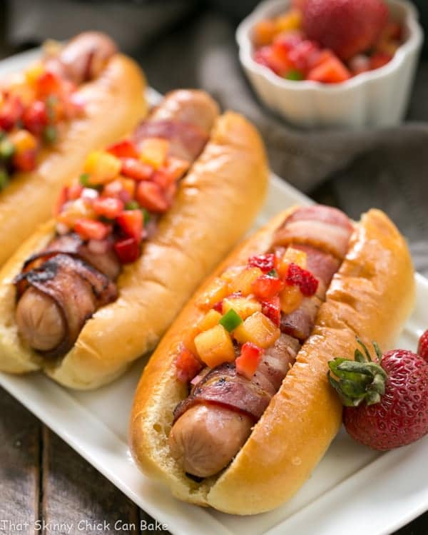 Can You Bake Bacon Wrapped Hot Dogs