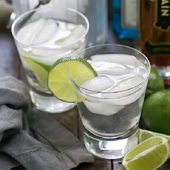 St Germain Gin and Tonic featured image