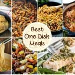 Best One Dish Meals for Back to School