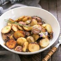 Grilled Potato Packets with Shallots and Thyme featured image