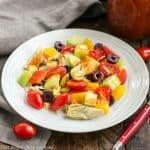 Easy Honey French Salad Dressing
