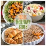 Best Holiday Side Dish Recipes