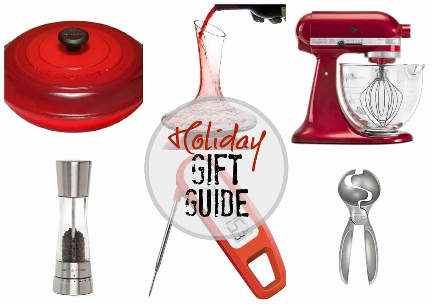 2017 Holiday Gift Guide | Gift inspiration for the foodies in your life