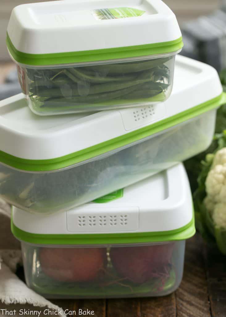 Roasted Fall Vegetable Salad (