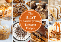 Best Thanksgiving Dessert Recipes