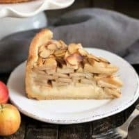 Cream Cheese Apple Torte featured image
