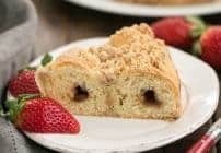 Copycat Sara Lee Butter Streusel Coffeecake