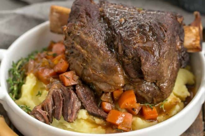 How long do you cook beef short ribs in instant pot