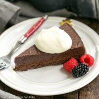 Princeville Hotel S Flourless Chocolate Cake