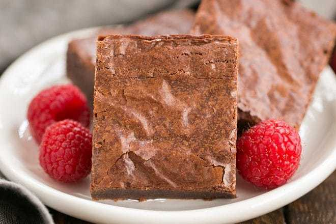Best Fudgy Brownies - an extra step makes these dreamy and irresistible!