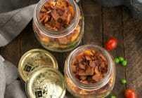 Make Ahead 7-Layer Salads in a Jar #SundaySupper