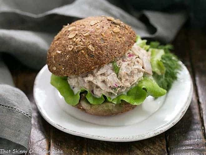 Tuna Salad with Fresh Dill featured image
