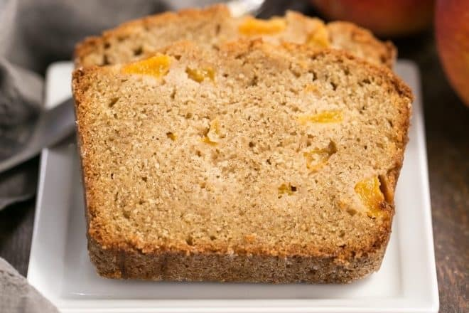 Fresh Southern Peach Bread
