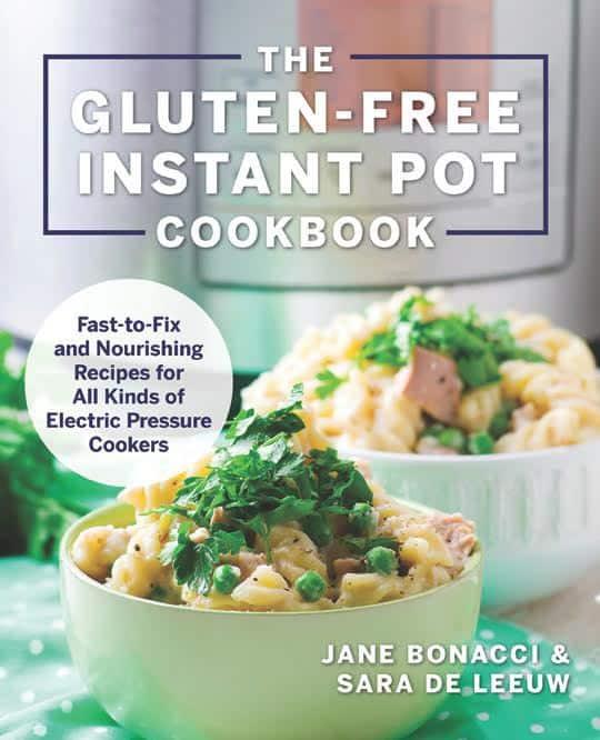 Gluten Free Instant Pot Cookbook cover