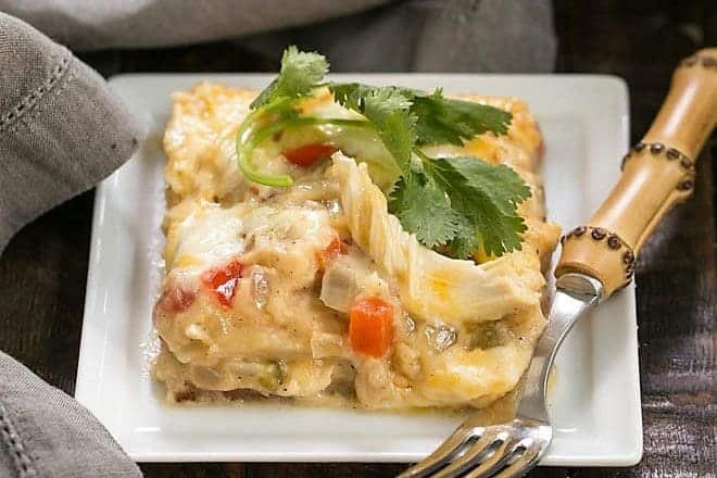 King Ranch Chicken from Scratch