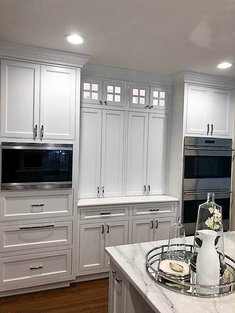 Tips for Renovating Your Kitchen - oven wall