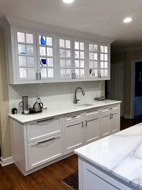 Tips for Renovating Your Kitchen - bar area