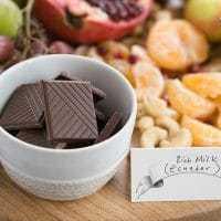 Chocolate Dessert Board featured image