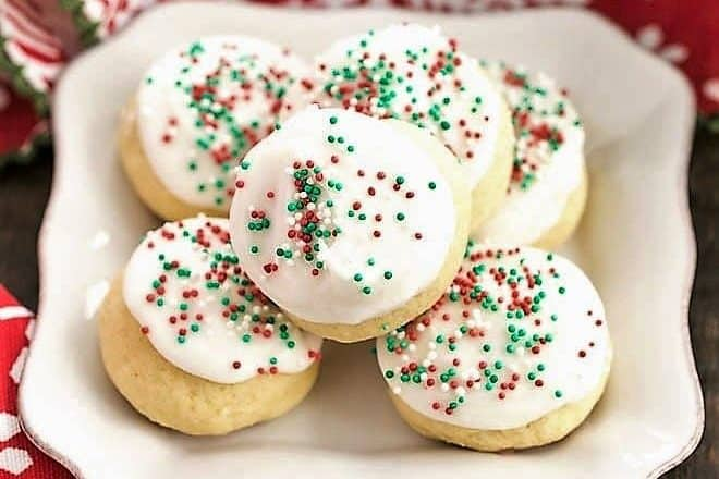 Italian Ricotta Cookies featured image
