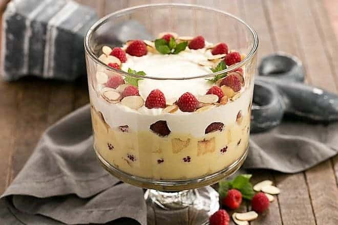 Traditional English Trifle featured image