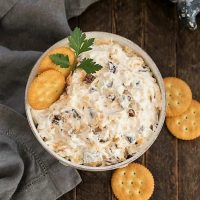 Bacon Cheddar Dip featured image