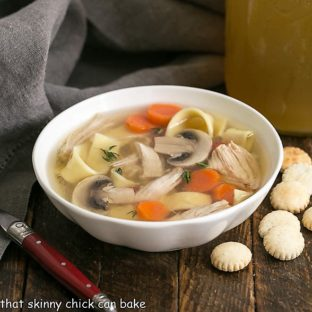 Instant Pot Chicken Stock featured image