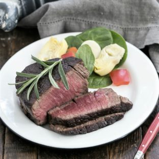 Filet Mignon with Red Wine featured image