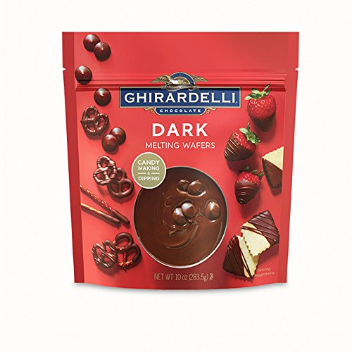 Ghirardelli Semisweet Chocolate Melts